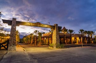 Oasis Ranch Entry