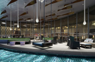 Vdara Lobby Lounge Patio