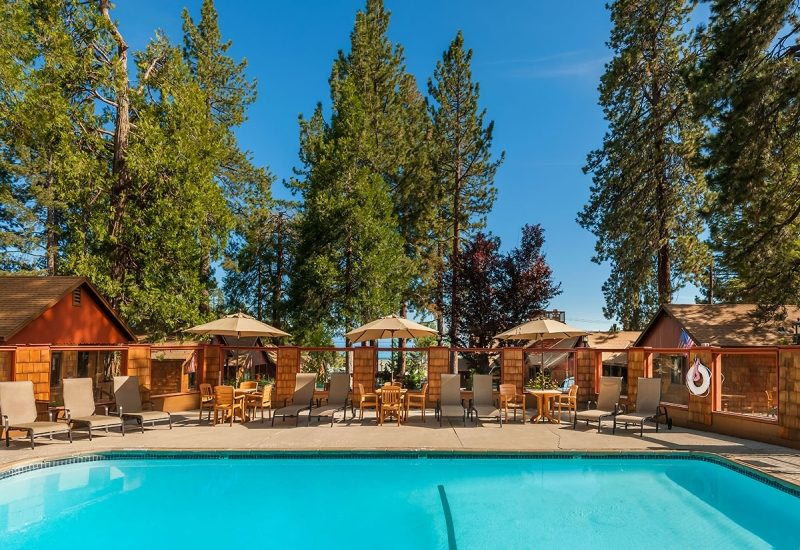 Cedar Glen Lodge, Tahoe Vista : California Holiday Architects